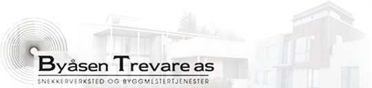 Logo, Byåsen Trevare AS